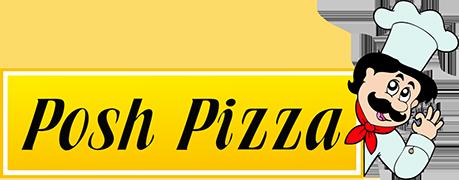 Posh Pizza Howdon Logo